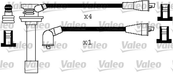 Jeu de fils d'allumage - VALEO - 346533