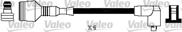 Jeu de fils d'allumage - VALEO - 346522