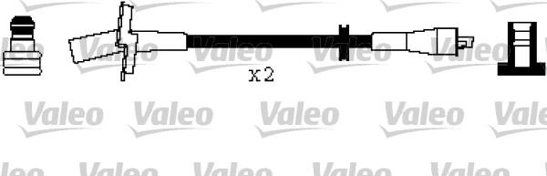 Jeu de fils d'allumage - VALEO - 346510