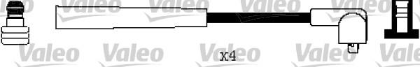 Jeu de fils d'allumage - VALEO - 346491