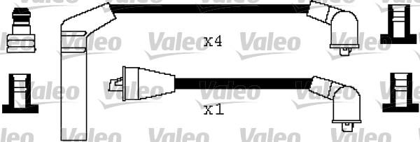 Jeu de fils d'allumage - VALEO - 346480