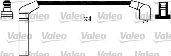 Jeu de fils d'allumage - VALEO - 346475
