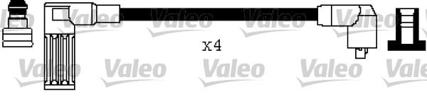 Jeu de fils d'allumage - VALEO - 346467