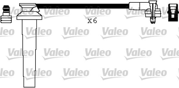 Jeu de fils d'allumage - VALEO - 346456
