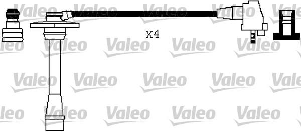 Jeu de fils d'allumage - VALEO - 346453