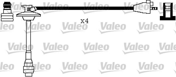 Jeu de fils d'allumage - VALEO - 346452