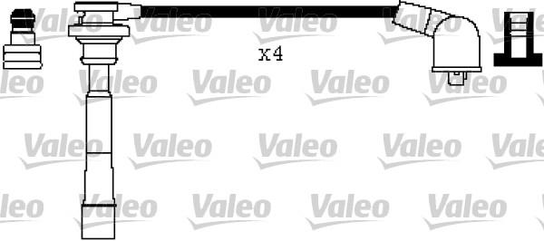 Jeu de fils d'allumage - VALEO - 346451