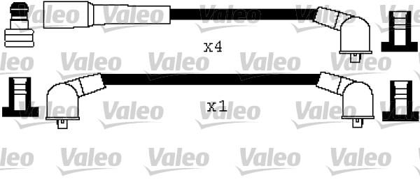 Jeu de fils d'allumage - VALEO - 346441