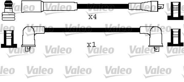 Jeu de fils d'allumage - VALEO - 346437