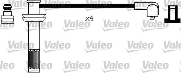Jeu de fils d'allumage - VALEO - 346391