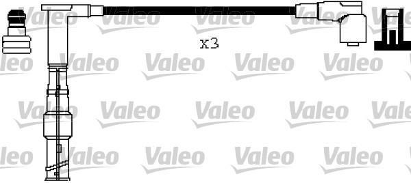 Jeu de fils d'allumage - VALEO - 346374
