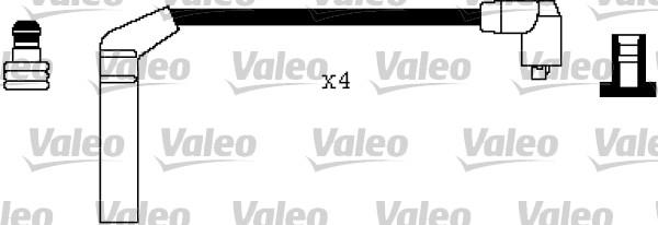 Jeu de fils d'allumage - VALEO - 346354