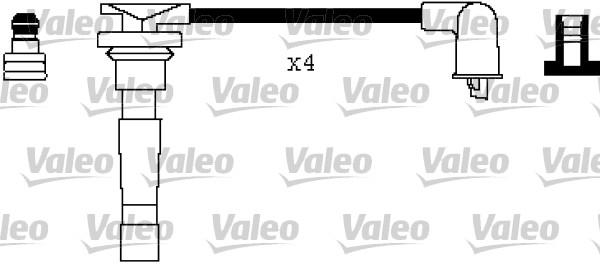 Jeu de fils d'allumage - VALEO - 346351