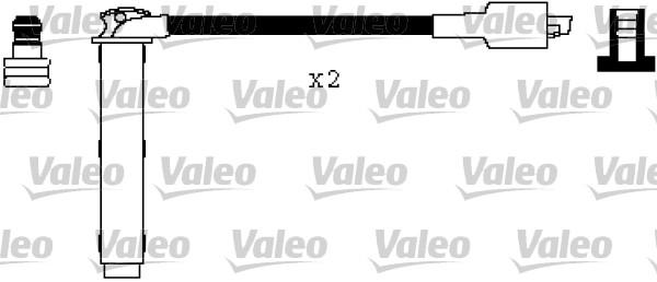 Jeu de fils d'allumage - VALEO - 346337
