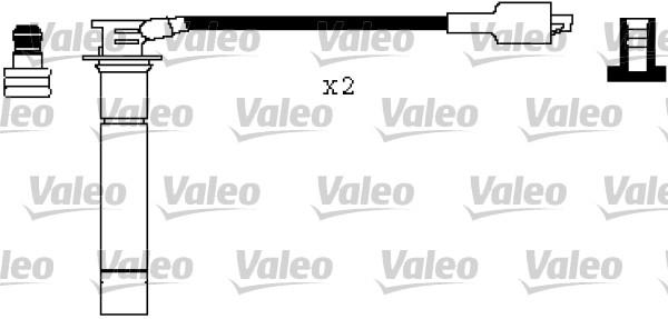 Jeu de fils d'allumage - VALEO - 346336