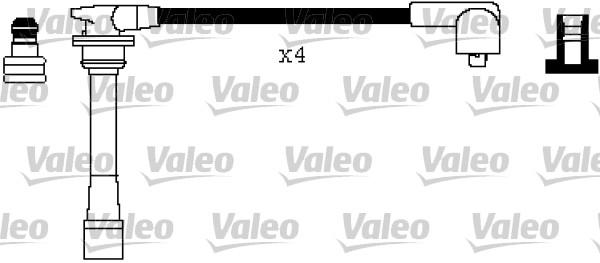 Jeu de fils d'allumage - VALEO - 346330