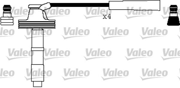 Jeu de fils d'allumage - VALEO - 346326