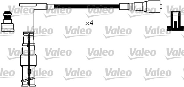 Jeu de fils d'allumage - VALEO - 346325