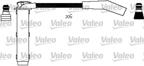 Jeu de fils d'allumage - VALEO - 346322