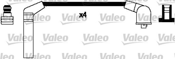 Jeu de fils d'allumage - VALEO - 346316