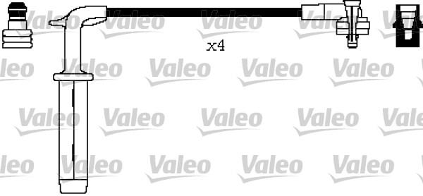 Jeu de fils d'allumage - VALEO - 346312