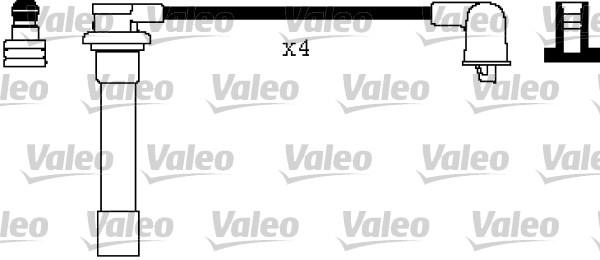 Jeu de fils d'allumage - VALEO - 346311