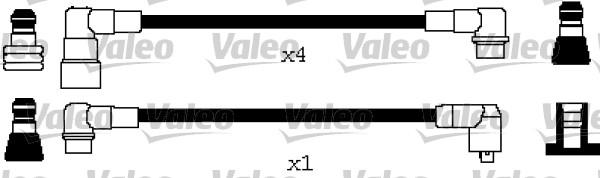 Jeu de fils d'allumage - VALEO - 346307