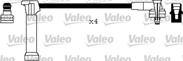 Jeu de fils d'allumage - VALEO - 346301