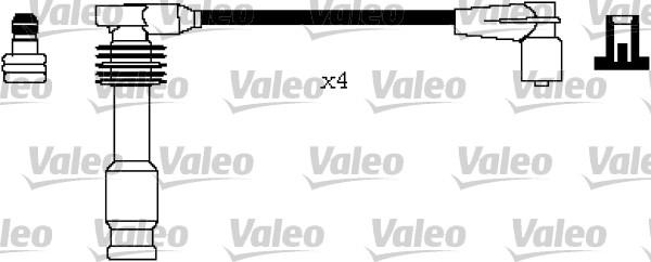Jeu de fils d'allumage - VALEO - 346295
