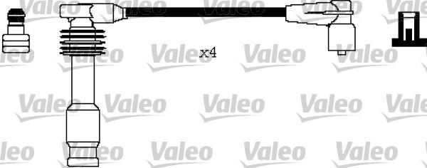 Jeu de fils d'allumage - VALEO - 346292