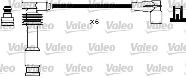 Jeu de fils d'allumage - VALEO - 346279