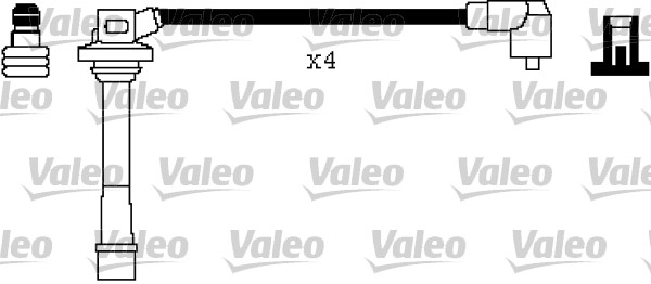 Jeu de fils d'allumage - VALEO - 346239