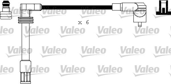 Jeu de fils d'allumage - VALEO - 346178