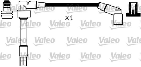 Jeu de fils d'allumage - VALEO - 346174
