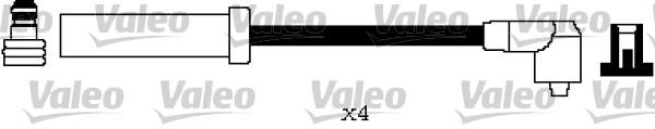 Jeu de fils d'allumage - VALEO - 346166