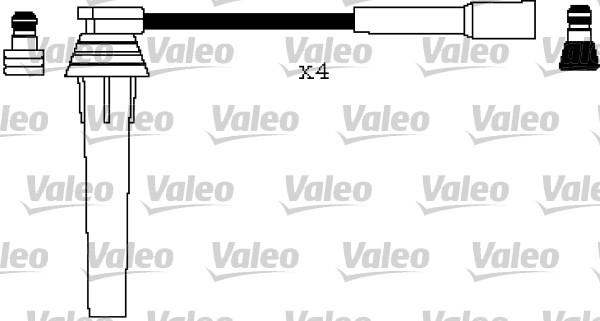 Jeu de fils d'allumage - VALEO - 346154