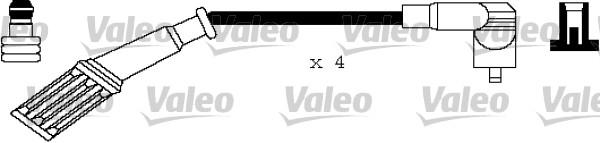 Jeu de fils d'allumage - VALEO - 346149