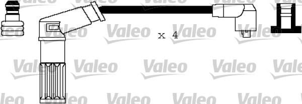Jeu de fils d'allumage - VALEO - 346148