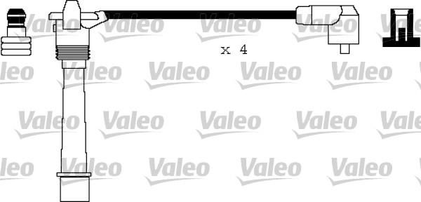 Jeu de fils d'allumage - VALEO - 346147