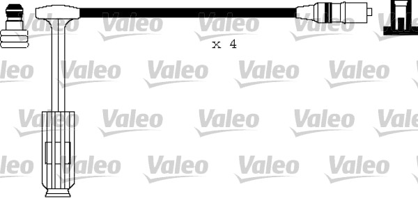 Jeu de fils d'allumage - VALEO - 346142