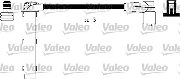 Jeu de fils d'allumage - VALEO - 346130