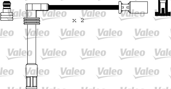 Jeu de fils d'allumage - VALEO - 346126