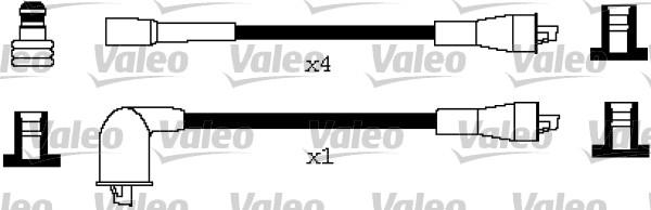 Jeu de fils d'allumage - VALEO - 346106