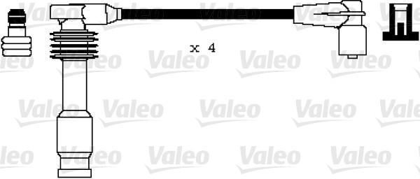 Jeu de fils d'allumage - VALEO - 346103