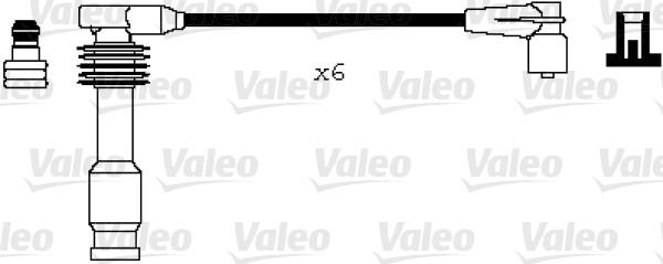 Jeu de fils d'allumage - VALEO - 346089