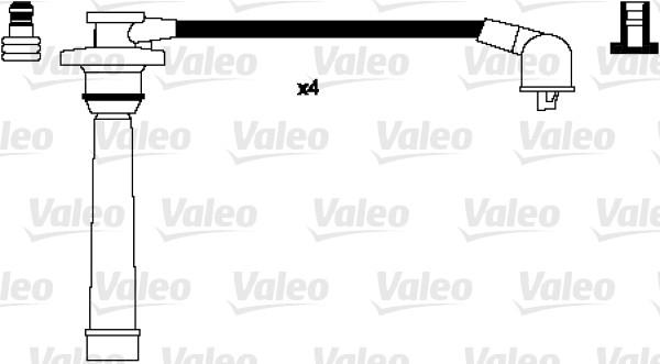 Jeu de fils d'allumage - VALEO - 346081