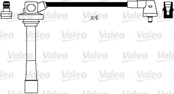 Jeu de fils d'allumage - VALEO - 346065