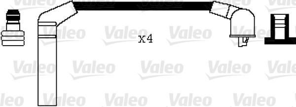 Jeu de fils d'allumage - VALEO - 346062