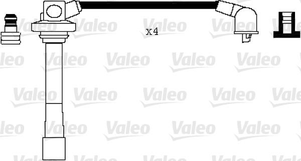 Jeu de fils d'allumage - VALEO - 346023