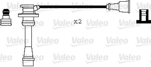 Jeu de fils d'allumage - VALEO - 346020